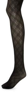 Zac Posen Diamond Tights