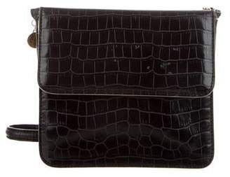 Stella McCartney Embossed Vegan Leather Crossbody bag
