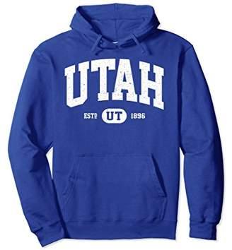Utah Sweatshirt Retro Vintage Utah Hoodie Gifts UT