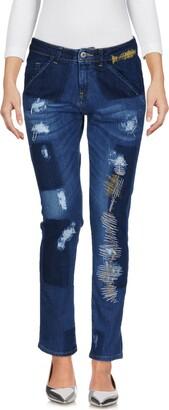 Pianurastudio Denim pants - Item 42637028CR