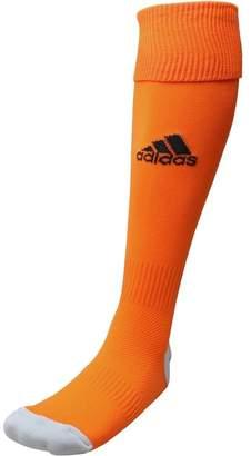 adidas Milano 16 Football Socks One Pair Orange/Black