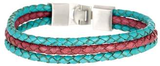 März The Tropic Band Leather Bracelet