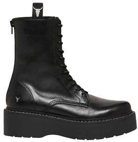 Windsor Smith Knox Boot Black