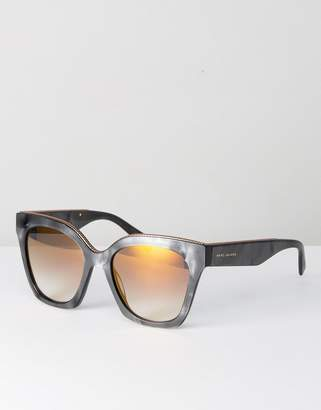 Marc Jacobs 1862/s cat eye sunglasses in gray