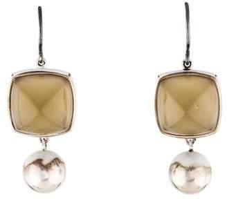 Bottega Veneta Ball Drop Earrings