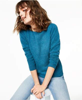 Charter Club Crew-Neck Cashmere Sweater, Regular & Petite Sizes