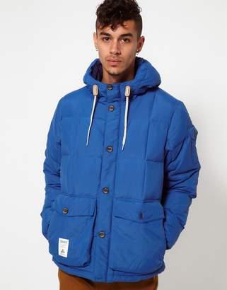 Addict Hooded Jacket