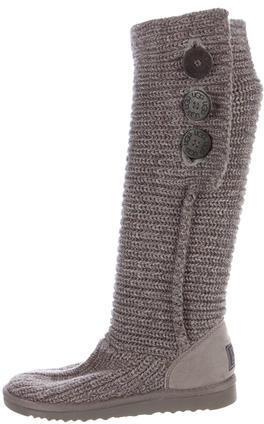 UGGUGG Australia Knit Mid-Calf Boots