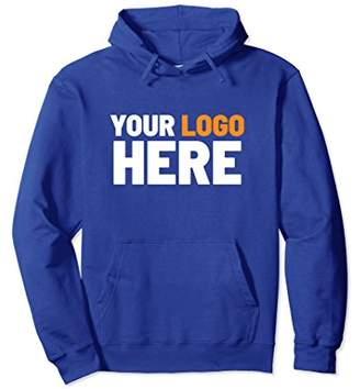 Your Logo Here Promo Hoodie