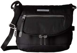 Hedgren Shimmer Crossbody with Flap Cross Body Handbags