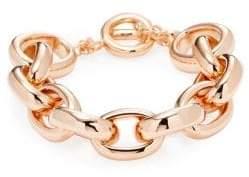Rivka Friedman 18K Rose Gold Chain Bracelet