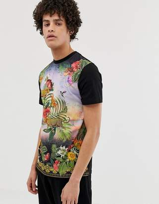 Jaded London printed t-shirt