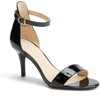 BP. 'Luminate' Open Toe Dress Sandal $59.95 thestylecure.com