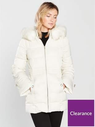Very Padded Winter Coat - White 48d3c7705