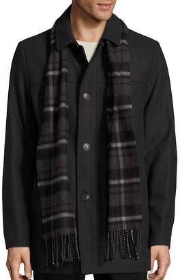 Dockers Wool Scarf Coat