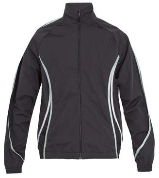 Cottweiler Signature 2.0 Contrast Trim Shell Track Jacket - Mens - Black