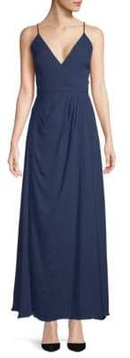 Fame & Partners Rhodes Floor-Length Gown