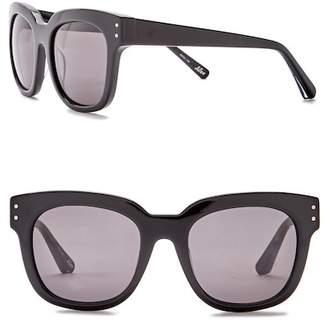 Elizabeth and James Allen Square 53mm Acetate Frame Sunglasses
