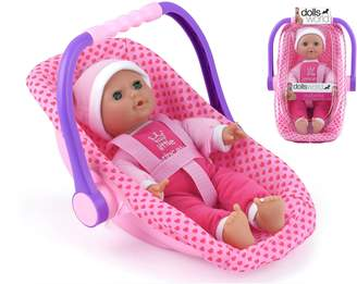 Isabella Collection Dollsworld Doll Rock Car Seat.