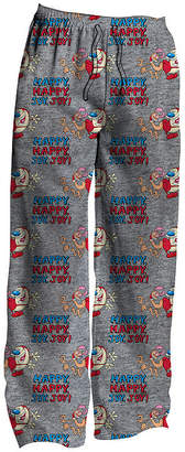 Nickelodeon Mens Tall Microfleece Pajama Pants