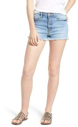 Band of Gypsies Zoey Denim Shorts (Dust Bowl)