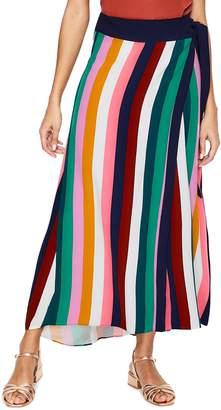 Boden Portia Stripe Maxi Skirt