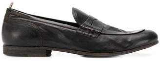 Officine Creative round toe loafers