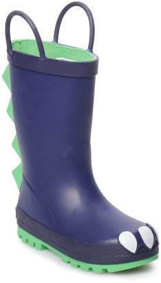 Carter's Jabari Toddler Boys' Waterproof Rain Boots