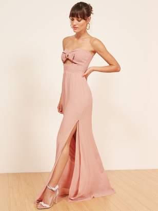 Reformation Hibiscus Dress
