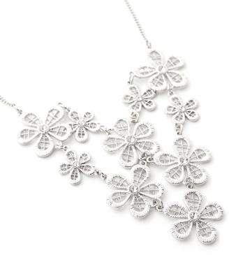 Penningtons Floral Design Necklace