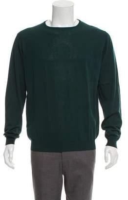 Malo Crew Neck Knit Sweater