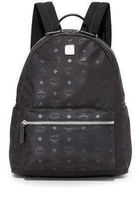 MCM Dieter Monogram Nylon Backpack