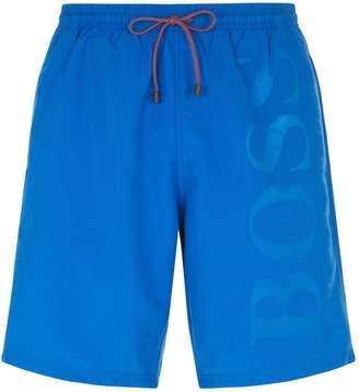 HUGO BOSS Logo Swim Shorts