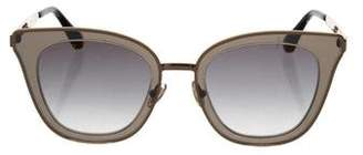 Jimmy Choo Lory Cat-Eye Sunglasses