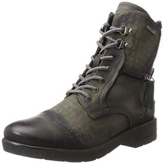 Bugatti Women's 421328301269 Boots, Grey (Dark Grey/Dark Grey 1111)