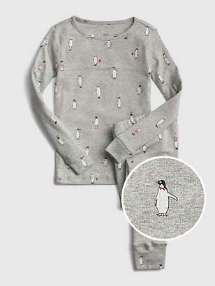 Gap Penguin PJ Set