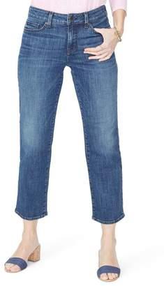 NYDJ Jenna Straight Leg Ankle Jeans