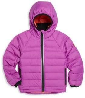 Canada Goose Little Girl's Bobcat Down Jacket