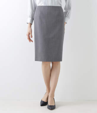 Cerruti (チェルッティ) - NEWYORKER women's 【店舗限定】CERRUTI (チェルッティ)/シャドーストライプ ストレートスカート
