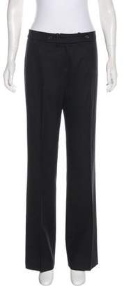 Mayle Mid-Rise Wool Pants