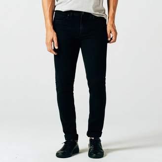 DSTLD Skinny Jeans in Jet Black