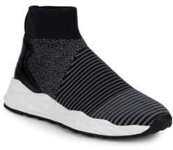 Ash Slip-on Sock Sneakers