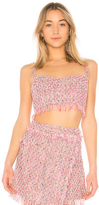 Milly Fringe Bustier