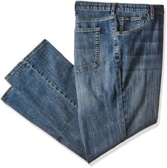 Lee Men's Big-Tall Premium Select Custom Fit Relaxed Straight Leg Jean
