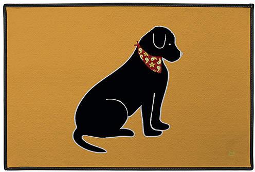Butterscotch Dog Mat