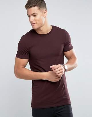Asos Longline Muscle T-Shirt