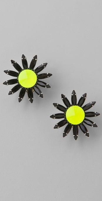 Dannijo Kassidy Earrings