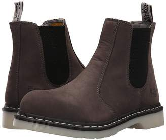Dr. Martens Work Arbor Steel Toe Chelsea Boot Women's Pull-on Boots