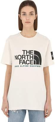 The North Face (ザ ノース フェイス) - THE NORTH FACE FINE ALPINE コットンジャージーTシャツ