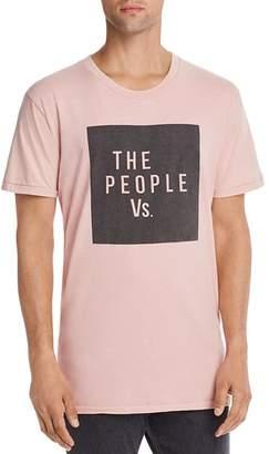 Victoria's Secret The People Box Logo Graphic Tee